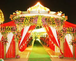 marriage decoration sri vignesh decorations in tiruchirappalli welcome all with sweet