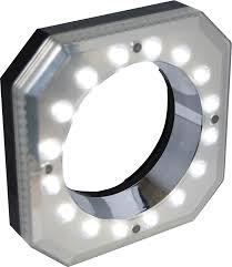best led ring light polaroid pl mrl16 digital macro 16 led ring light for amazon co uk
