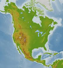 map of north america a source for all kinds of maps of north america