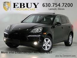 2011 porsche cayenne mpg porsche cayenne s hybrid for sale in