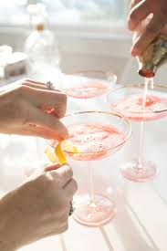how to host a cocktail party how to host a spring mixology party camille styles