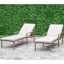 Cedar Chaise Lounge Creative Living Outdoor Lounge U2013 Creative Living Patio U0026 Outdoor