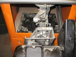 Table Saw Dust Collection by Shop Made Dust Collection Upgrade For Ridgid Contractor Tablesaw