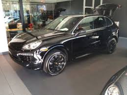 porsche cayenne black wheels find used 2014 porsche cayenne diesel mint sports pkg black