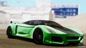 ferrari f80 prototype ferrari velocita 2013 for gta san andreas