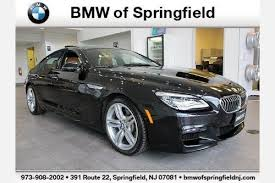 springfield bmw used 2016 bmw 6 series gran coupe for sale in york ny edmunds