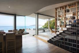 Modern Home Design Glass by Wooden Facade Modern House Design By Saota Architecture Beast