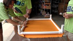 elevated dog bed with straps u2014 jen u0026 joes design