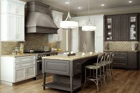 Kitchen Cabinet Refacing Michigan Dining U0026 Kitchen Your Kitchen Looks So Trendy And Casual With