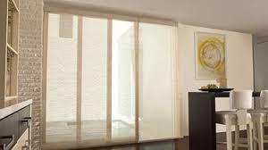 Sliding Panels For Patio Door Blinds For Sliding Glass Doors Front Door Window Coverings Design