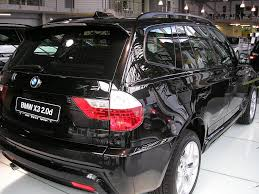 file bmw x3 06 rear jpg wikimedia commons