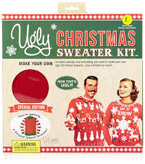 ugly christmas sweater men u0027s make your own ugly christmas sweater