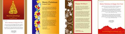 download free holiday email templates from benchmark