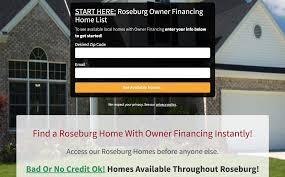 Homes Websites New Owner Finance Websites Now Live