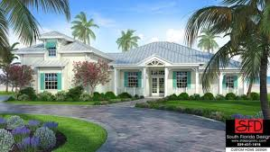 South Florida Designs Olde Florida South Florida Designs Florida Style House Plans