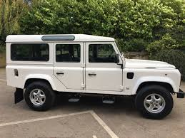 white land rover defender used land rover defender and second hand land rover defender in