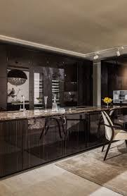 Kitchen Showroom Design by Fendi Casa Ambiente Cucina Views From Luxury Living New Showroom