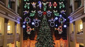 Christmas Decorations In Las Vegas Best Places To See Christmas Lights From D C To Las Vegas Cnn