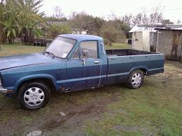 Ford Courier Engine Mods Chuckyyyy 1981 Ford Courier U0027s Photo Gallery At Cardomain