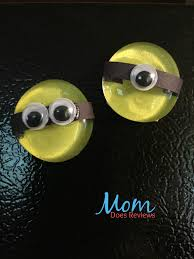 simple and cute minion crafts