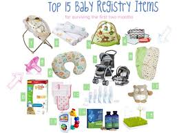 baby registery top 15 baby registry items plus other baby essentials eat