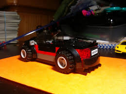 lego cars when did lego cars get in to the stance game also my son added a