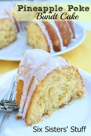 pineapple poke bundt cake recipe u2013 six sisters u0027 stuff