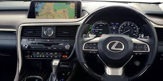 lexus rx450h xe at lexus rx specifications carwow