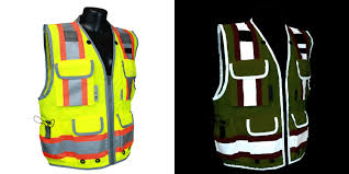 Construction High Visibility Clothing Radians Safety Radians Sv55 Class 2 Heavy Woven Two Tone