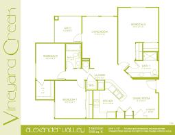 Winery Floor Plans Vineyard Creek Apartment Homes U2013 Luxury Apartments In Santa Rosa Ca