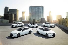 years of lexus lexus crafted line coming to select 2015 models