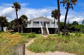 edisto island vacation rentals sc beach blessing beach front