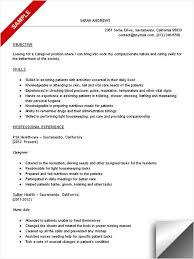 resume exles objective caregiver resume sle limeresumes