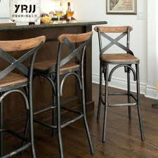 Outdoor Bar Height Swivel Chairs Bar Stool Outdoor White Plastic Bar Stools And Table Outdoor Bar