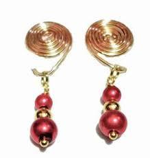 pressure earrings 12mm keloid pressure magnetic earrings pair of 12mm 0 47