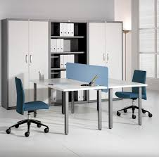 Houston Home Office Furniture Furniture Enchanting Blue Office Chairs With Eurway And White