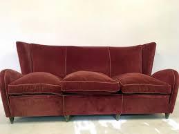 italienisches sofa italienisches sofa paolo buffa 1950er bei pamono kaufen