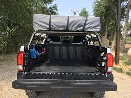toyota tundra rack metalworks bed rack for 2007 2017 toyota tundra