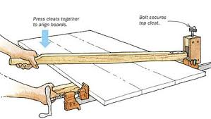 table top glue up assembly and glue up finewoodworking