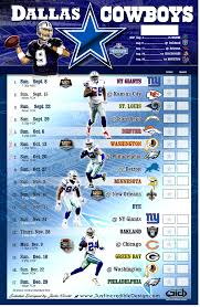 Nfl Schedule 2014 Thanksgiving Dallas Cowboys Schedule 2015 The 2015 Nfl Schedule Is Already