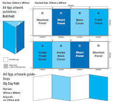 z fold brochure template indesign 4 panel brochure template indesign pauls ideas
