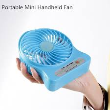 handheld fan high quality third gear mini portable handheld fan ultrastrong