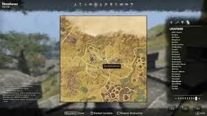Stonefalls Ce Treasure Map Stonehaven Ce Treasure Map Eso Youtube
