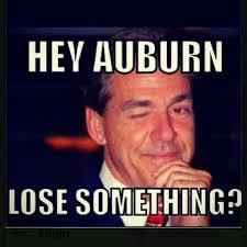 Auburn Memes - 311 best alabama crimson tide i hate auburn images on pinterest