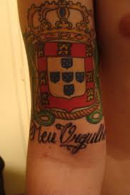 portuguese shield tattoos pictures to pin on pinterest tattooskid