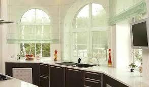 rideaux pour cuisine moderne rideau pour cuisine design rideaux cuisine blancs motifs floraux et