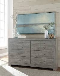 Gray Bedroom Dressers Culverbach Gray Dresser B070 31 Dressers The Furniture
