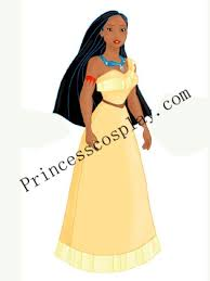 Pocahontas Costume Princess Pocahontas Costume Female Dress From Disney Pocahontas