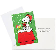 snoopy cards peanuts youre wonderful birthday