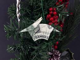 78 best origami tree ornaments images on pinterest christmas